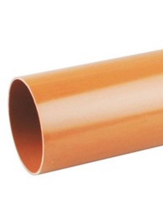 110mm Drainage Pipe 3M