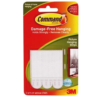 pb materials command hanging strips 1kg. Black Bedroom Furniture Sets. Home Design Ideas
