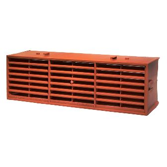 Air Brick uPVC 225mm x 75mm