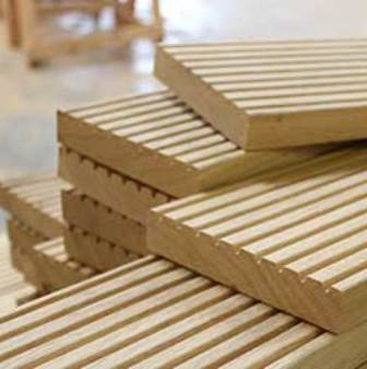 Pb materials decking board 28mm x 145mm x for 4 8 meter decking boards