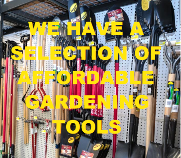 Gardening Tools  Offer