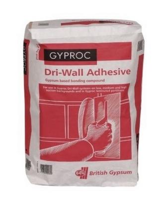 Gyproc Dri-Wall Adhesive 25Kg