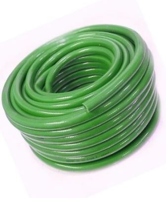 Reinforced PVC Hose Green