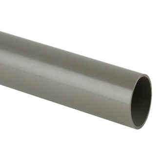 Soil Pipe Solvent 110mm x 3m