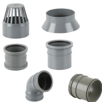 Solvent Weld Grey