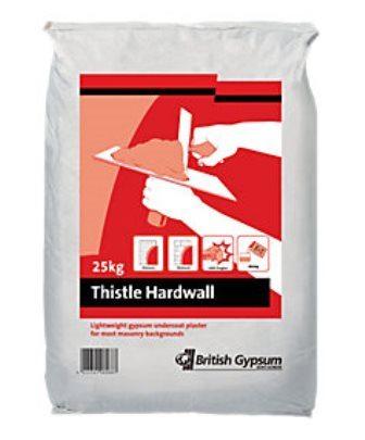Thistle Hardwall 25kg