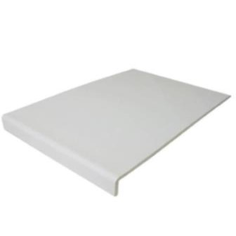 White Fascia Boards