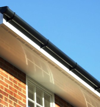 Vented Soffit Boards