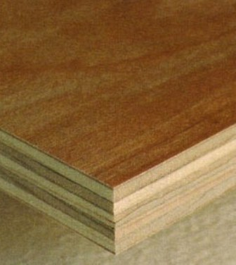 Pb Materials Exterior Wbp Plywood 2440mm X 1220mm X 18mm
