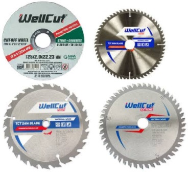 Wellcut Blades