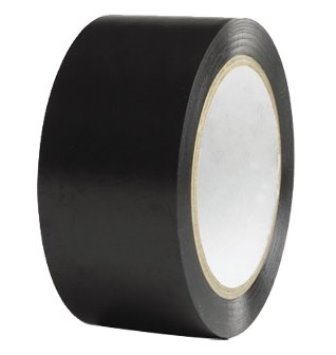 black jointing polythene tape