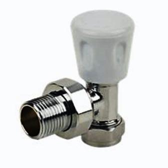 voyager radiator angled valve